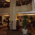 Park Hotel Lobby