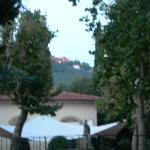 The Villa from Montecatini terme