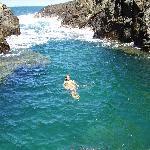 Sharkes Cove, Mokulua Islands