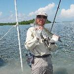 Bonefish on the flats