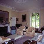 Drawing Room, great sofas