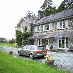 Peniarth Uchaf House frontage