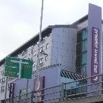 PREMIER INN HOTEL SOUTH WIMBELDON ( from Sainsbury)