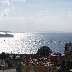 Vistas desde terraza