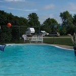 Pool area_Pipestone RV Campground
