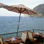 Cafe on the cliff
