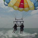 Parasailing - Takeoff