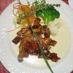 cinnamon-maple chicken