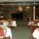 Upper dining room