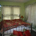 King bedroom (after sleeping in)