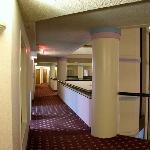 6th Floor, View Left
