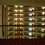 6th Floor, View Forward
