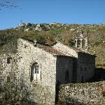 A church from the 12th century in Pitoes das Junias