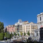 Madrid, Spain, Plaza de Oriente October 2007