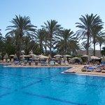 piscine costa calma beach