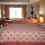 Room w/2 double beds