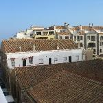 view of the Mediterranean (from 3rd floor balcony)