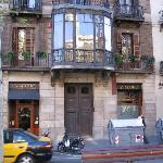 First floor: Hostal L´Antic Espai