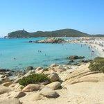 Spiaggia del Simius