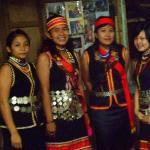 bidayuh tribal costumes