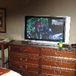 Hampton Inn Kearny Plasma TV