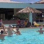 Partie de water polo