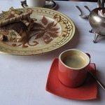 Dessert & Coffee