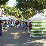 Porto Cristo's Sunday market