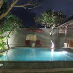 2 Bedroom Villa - Courtyard