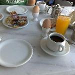 Roula's breakfast