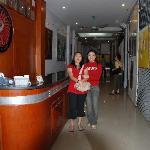 staff & my wife