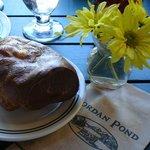 Jordan Pond House - famous popover