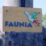 Faunia Sign