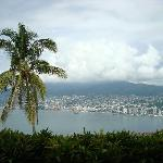 Another View of Acapulco Bay from the Chapel of the Peace
