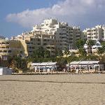 Taken from beach looking at Algarve Mor