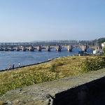 Berwick's three bridges