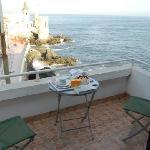 Breakfast on the Balcony - Hotel Cap Ducal