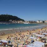 The incredible beach