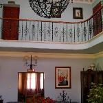 Casa Arequipa lobby upstairs landing