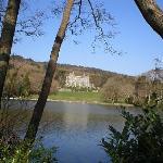 Castlewellan castle - now a conference centre