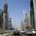 shekh zayed road dubai