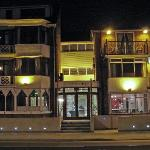 Chatsworth Hotel, Skegness by night