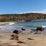 Sand Beach, Acadia Nat'l Park