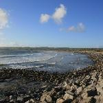 Lahinch sea front