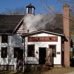 The oldest steam mill
