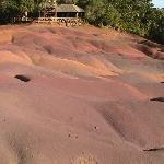 Chamerel 7 Coloured Earth