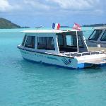 Pearl Transfer Boat