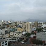 View from my hotel room at El Condado