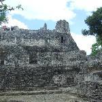 site archeologique de Becan