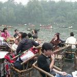 Chengdu Tea House Remnin Park